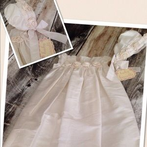 Other - Biscotti Baptism/Christening Gown 6-9 months NWT